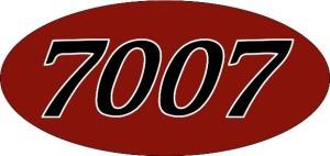 7007 Oval Medium