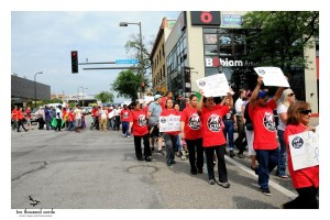marching 3